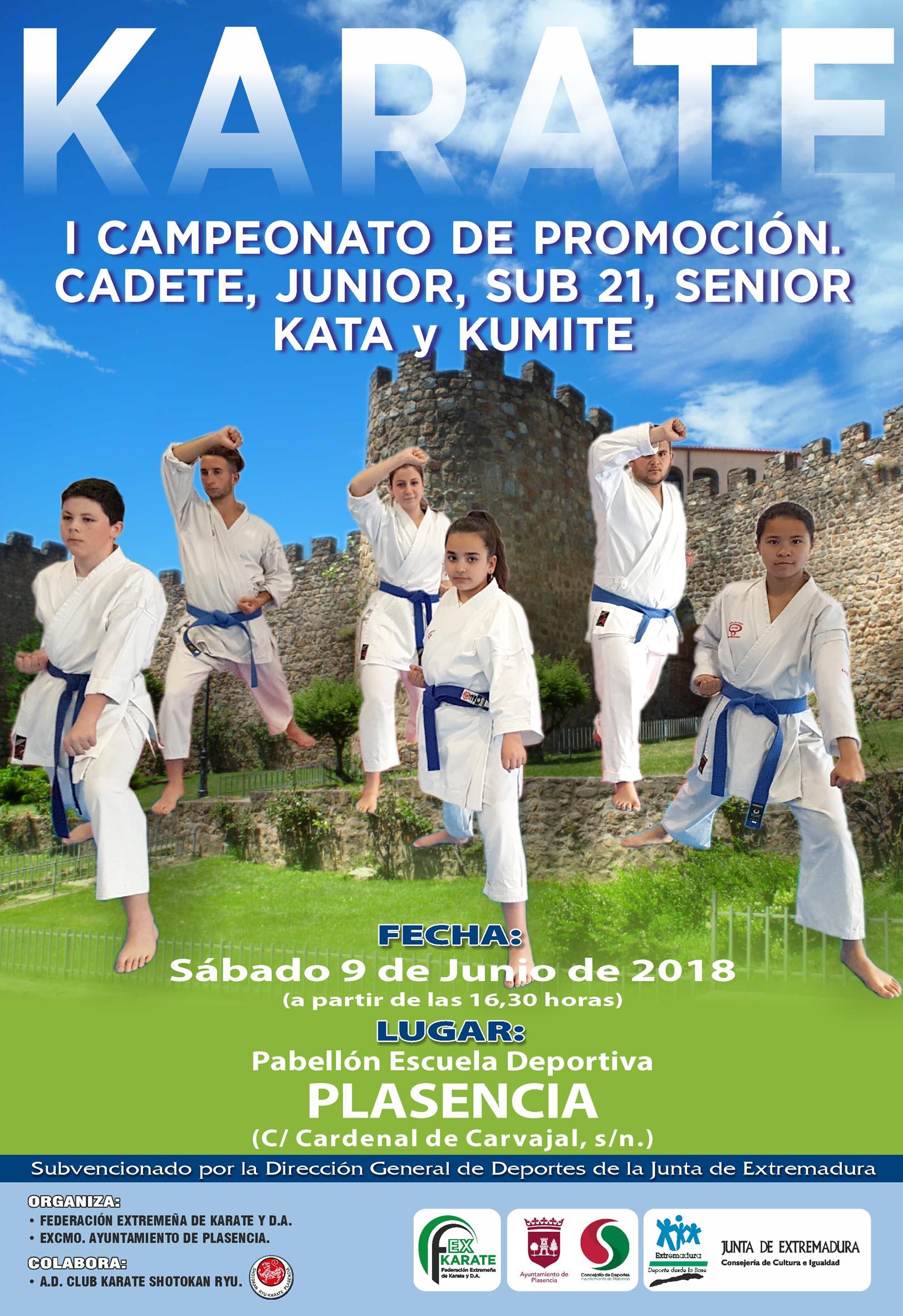 Campeonato de Promoción Cad-Jun-S21-Sen 2018
