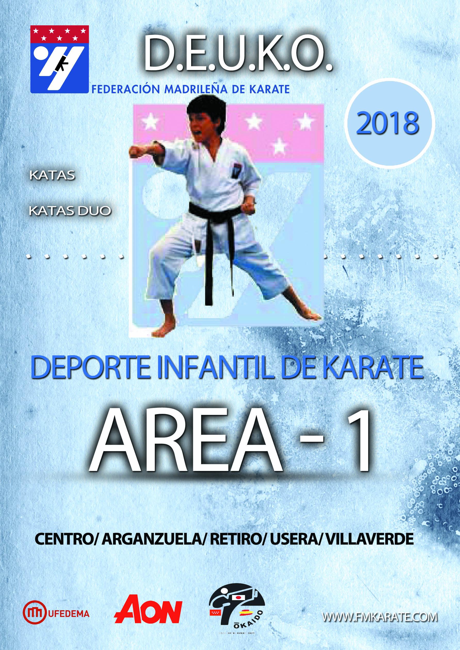 FMK Deporte Infantil D.E.U.K.O. Área 1