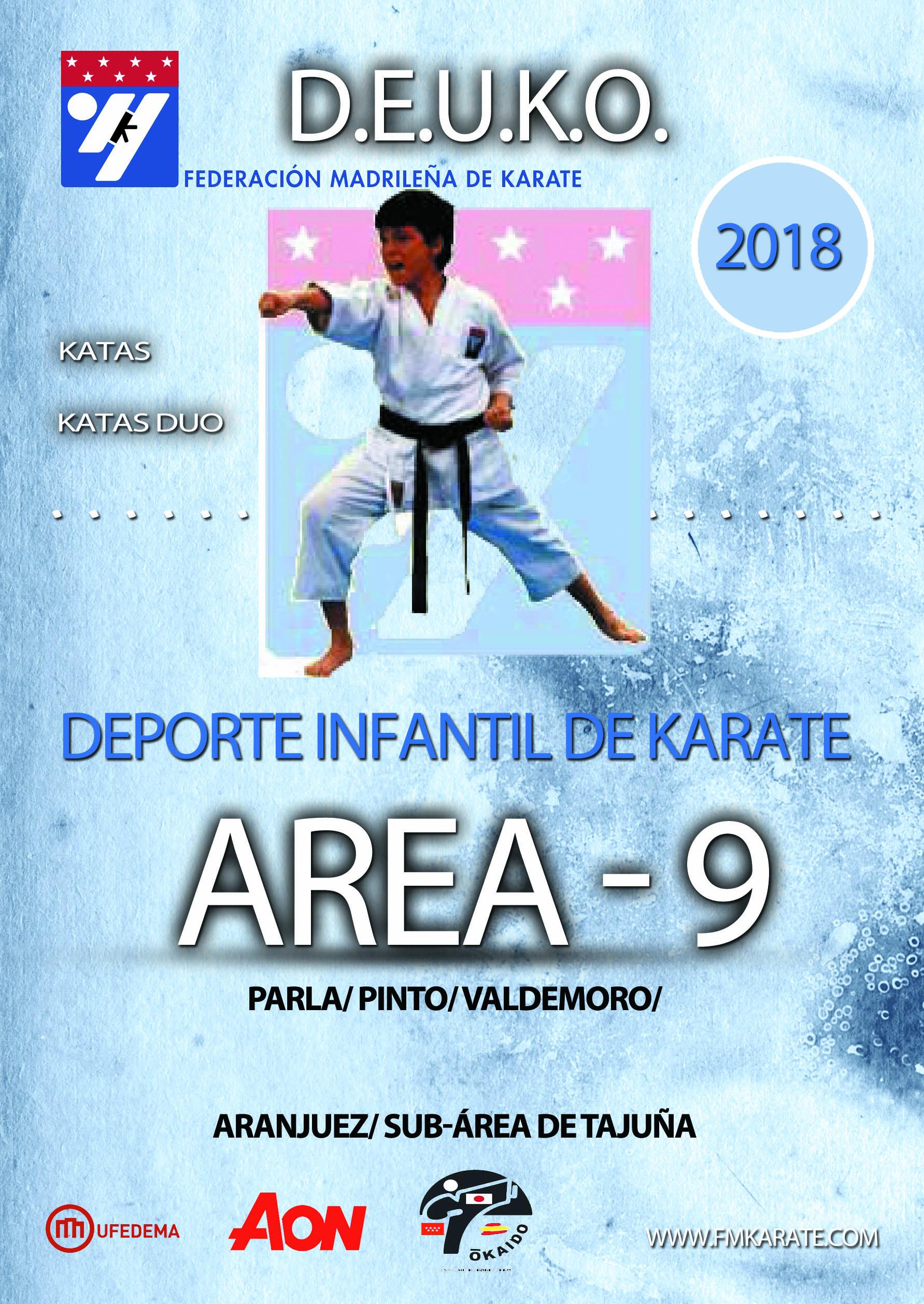 FMK Deporte Infantil D.E.U.K.O. Área 9