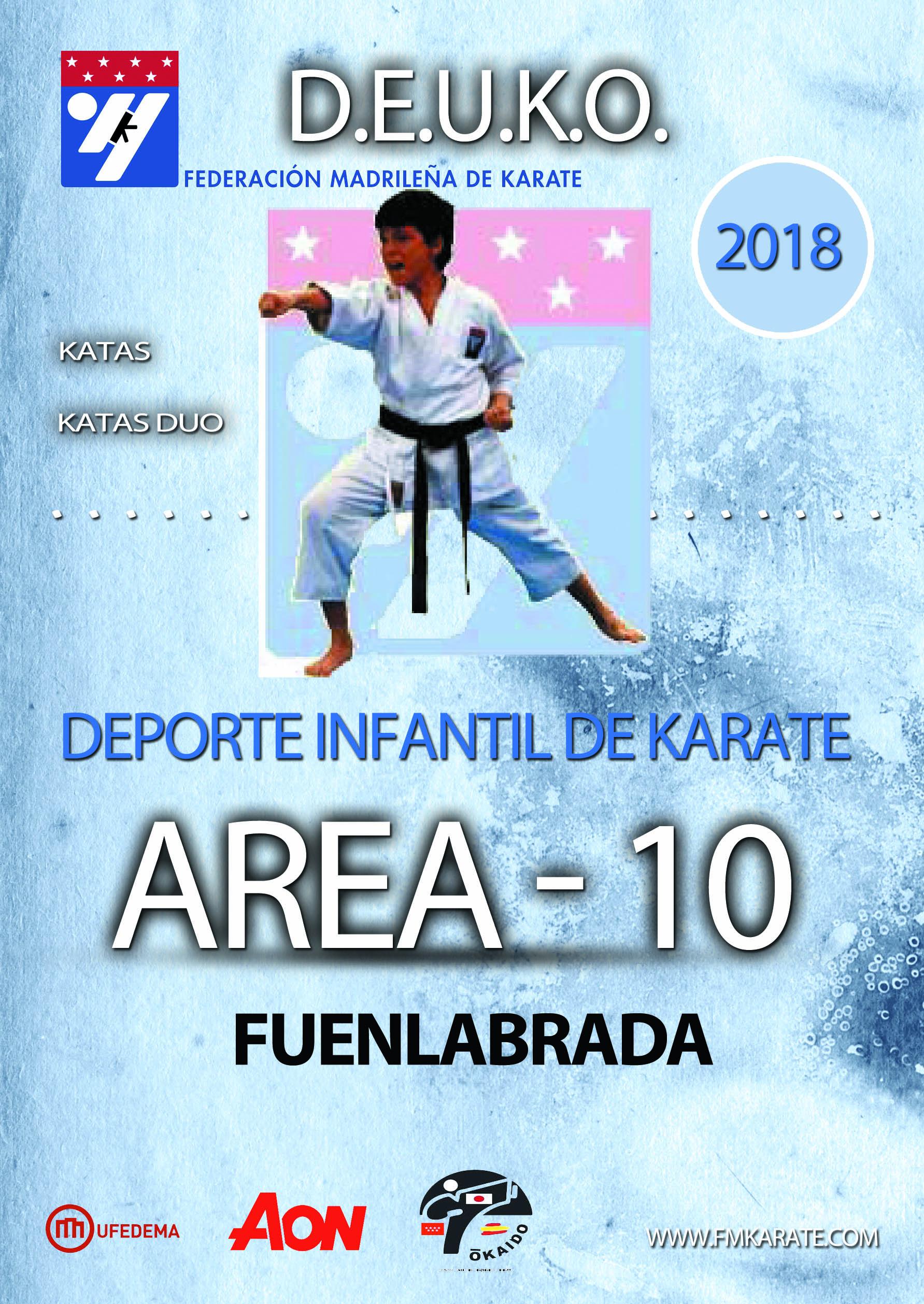 FMK Deporte Infantil D.E.U.K.O. Área 10