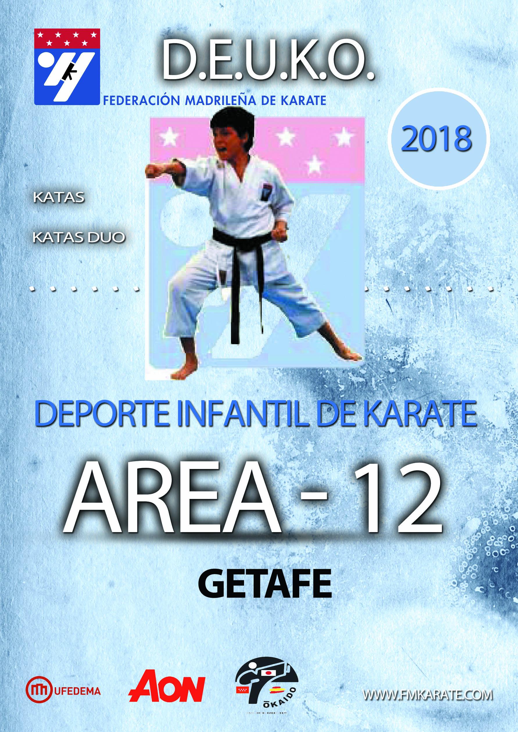 FMK Deporte Infantil D.E.U.K.O. Área 12