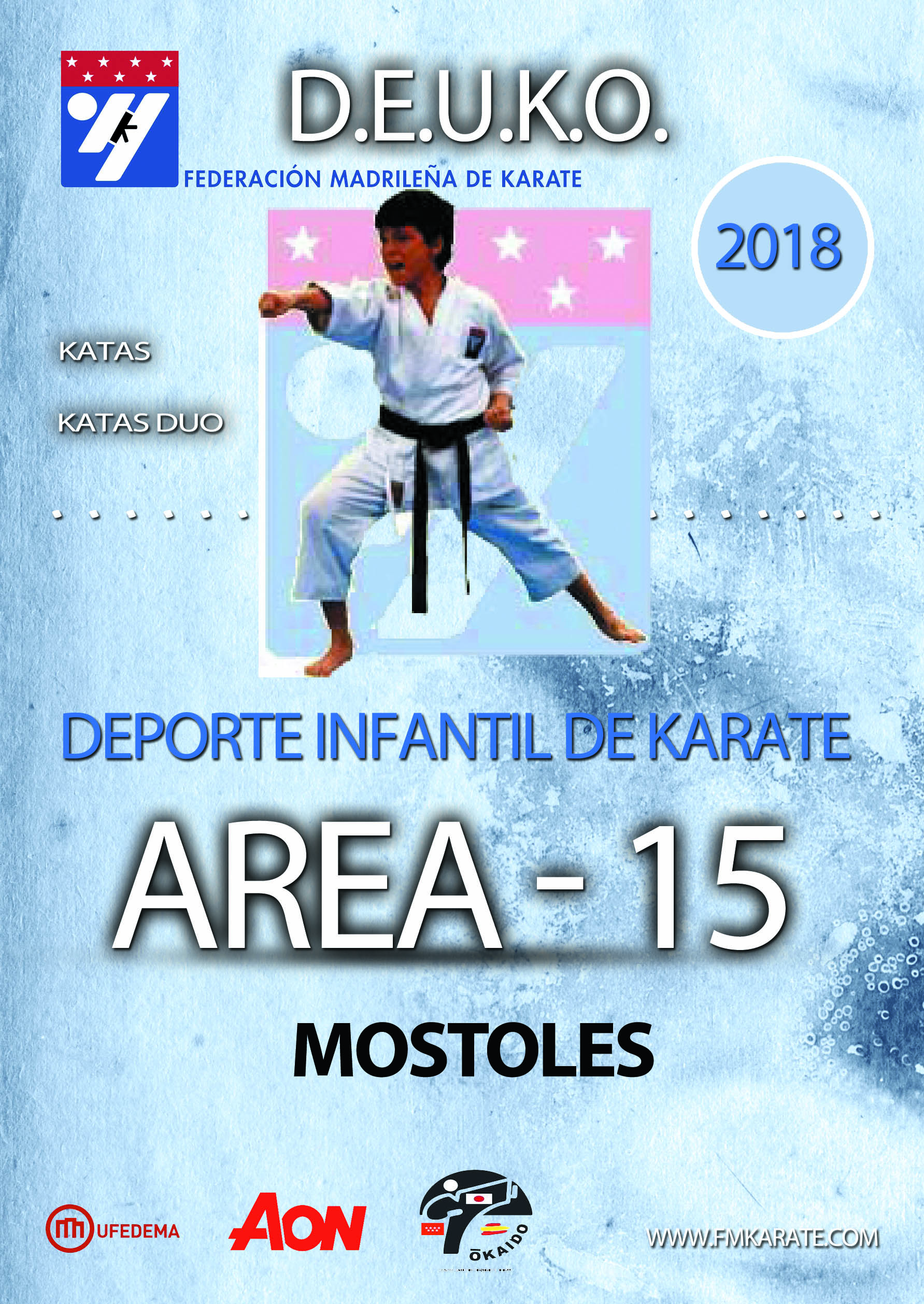 FMK Deporte Infantil D.E.U.K.O. Área 15