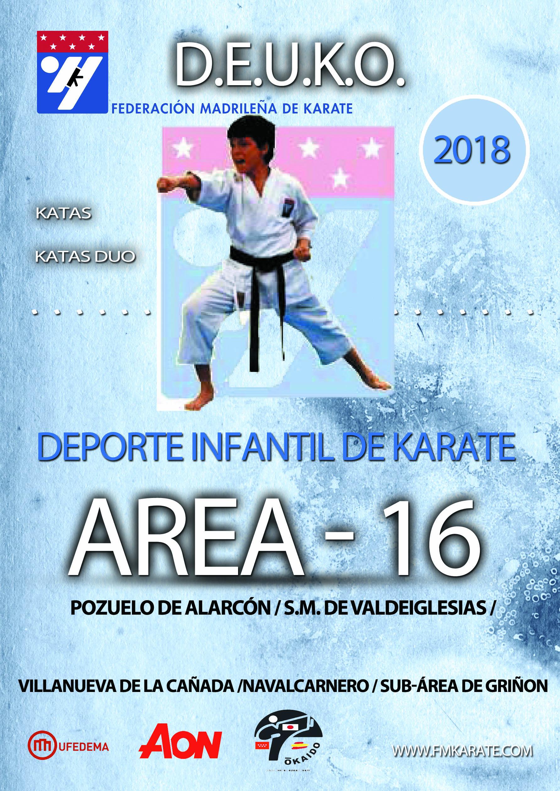 FMK Deporte Infantil D.E.U.K.O. Área 16