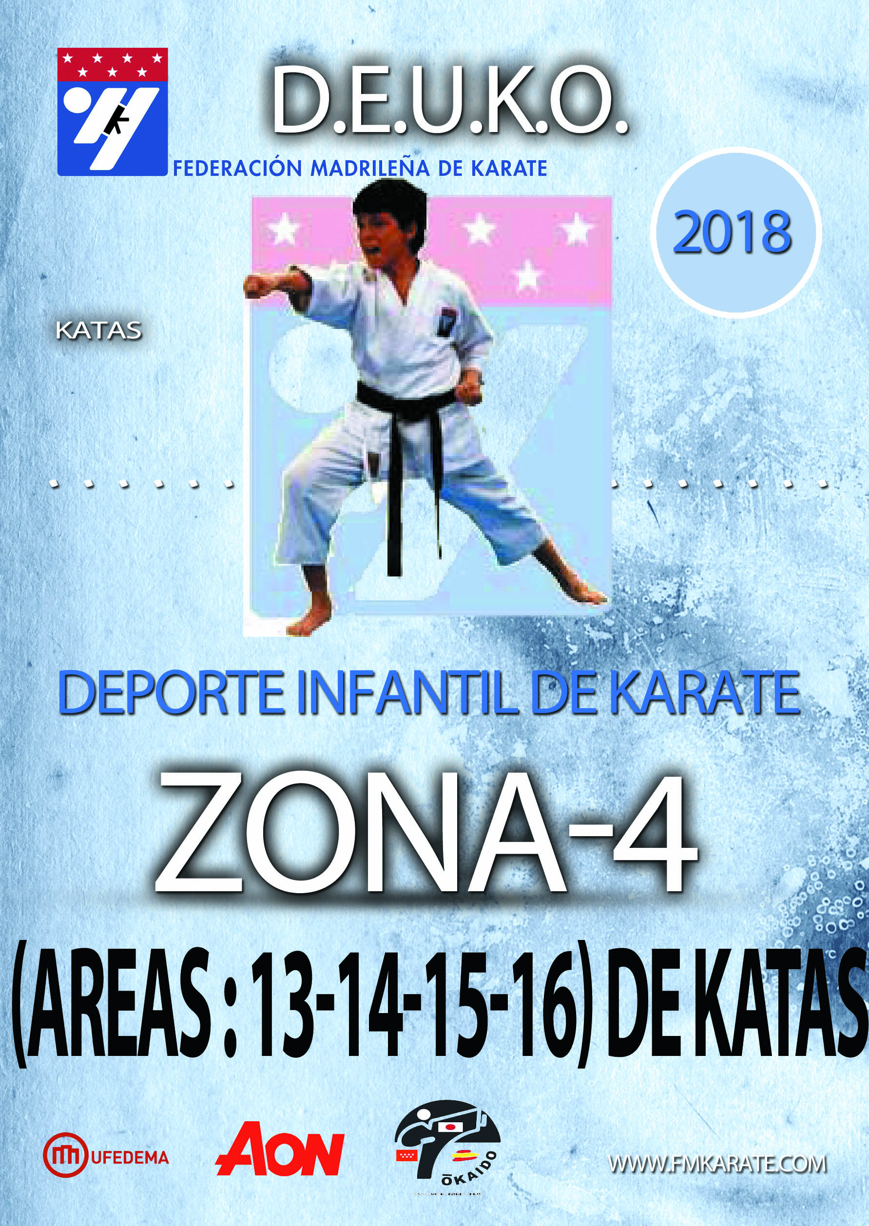Deporte Infantil DEUKO 2018 Zona 4