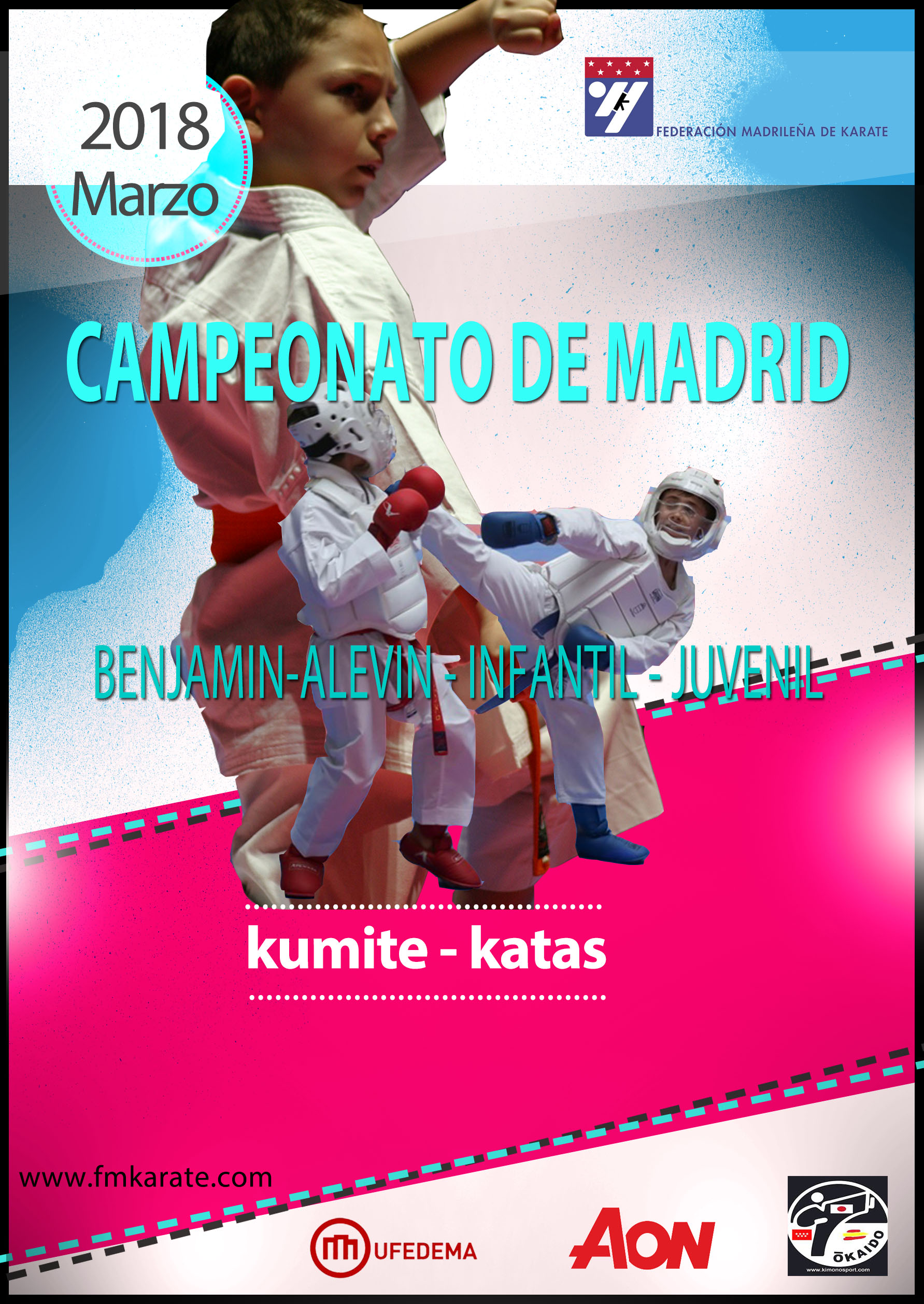 Campeonato de Madrid Infantil 2018