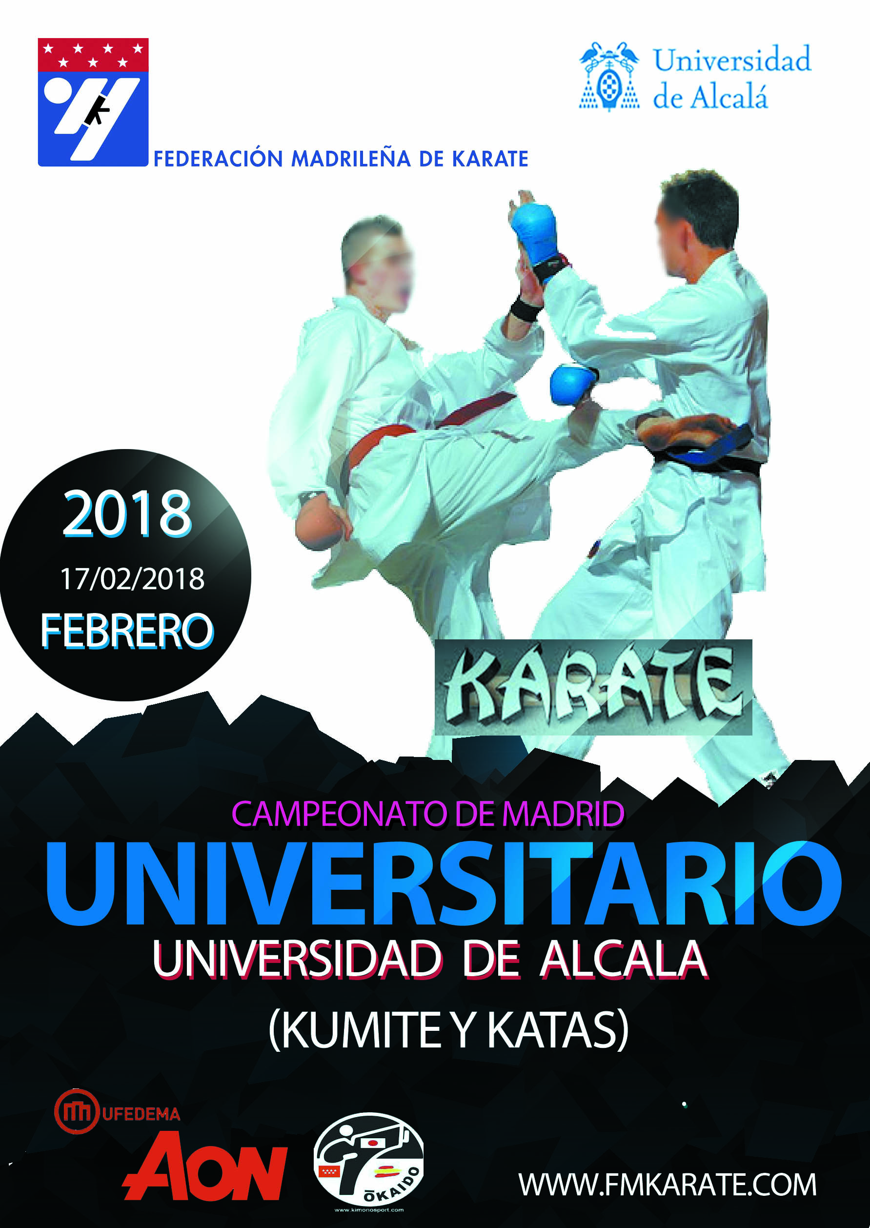 Campeonato de Madrid Universitario 2018