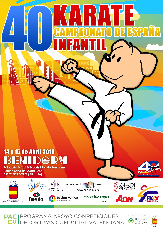 Campeonato de España Infantil 2018