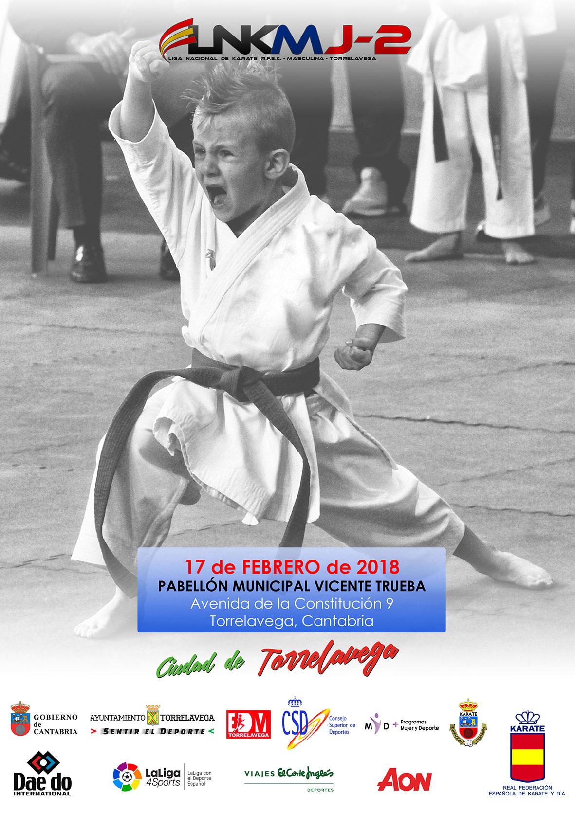 Liga RFEK Infantil Masculina 2018 Fase 1