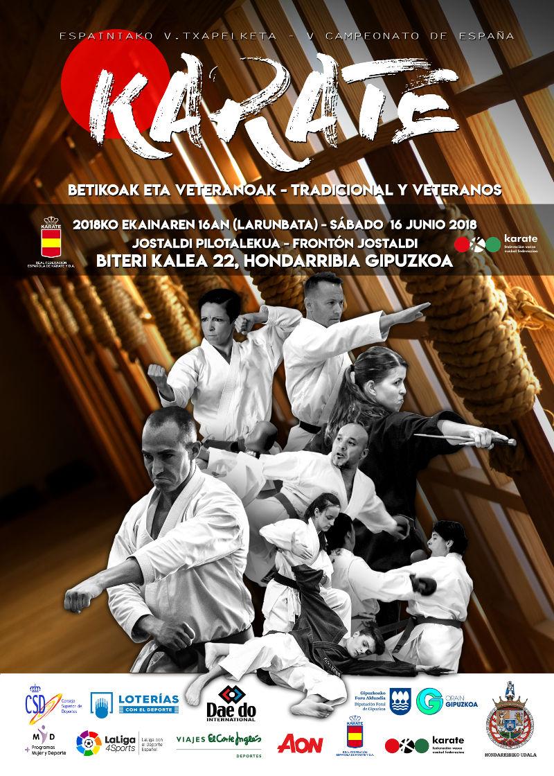 Campeonato de España Tradicional-Veteranos 2018