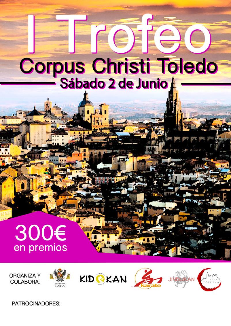 I Trofeo Internacional Corpus Christi Toledo 2018